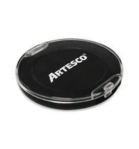 Tampón Dactilar Negro Artesco