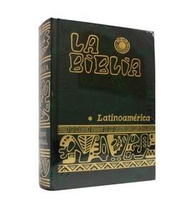 Biblia Latinoamericana Empastada Chica San Pablo